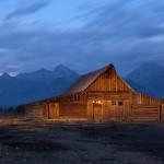 Kauffmann, Mormon Barn