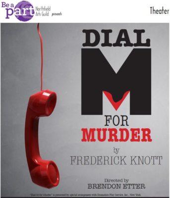 Dial M for Murder poster imagejpg