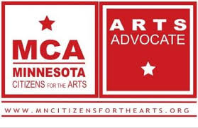 MN citizens for the arts logo
