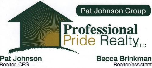 Pat Johnson logo