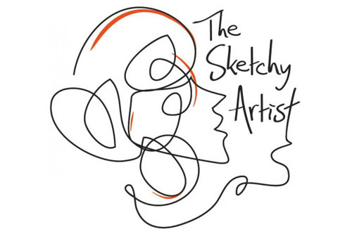The Sketchy Artist Logo