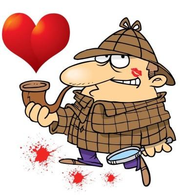 Valentine's Day detective